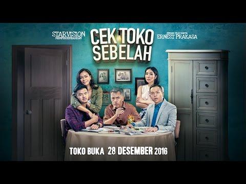 Cek toko sebelah official trailer  1  a film by ernest prakasa
