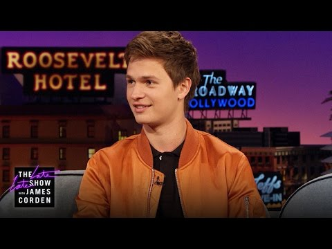 Ansel Elgort Has No Issues with Nudity