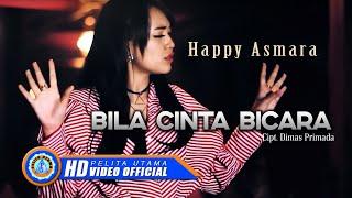 Lirik Lagu dan Chord Kunci Gitar Happy Asmara - Bila Cinta Bicara