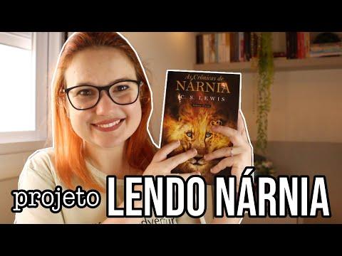 Lendo Nárnia: vou começar as ler as Crônicas de C.S Lewis | Angelica Brunatto