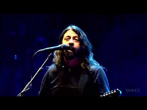 Foo Fighters Live Firenze Rocks 2018