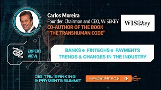 European Conferences United interview Carlos Moreira - Banks, Fintechs, Payments