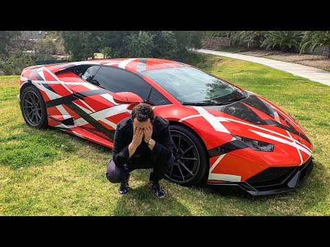 I SOLD MY LAMBORGHINI FOR THIS  ? - Unspeakable - Video
