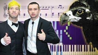 MORPH (Twenty One Pilots) - Piano Tutorial + SHEETS