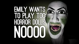 Emily Wants to Play 2 Gameplay Xbox One: HORROR DOLLS! JUMPSCARES! - Let