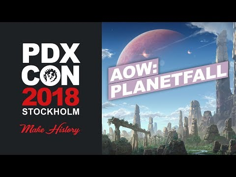 Age of Wonders: Planetfall - Q&A with Triumph Studios at PDXCON thumbnail