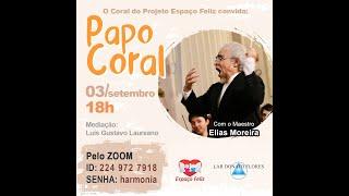 Com o Maestro Me. Elias Moreira (SP)