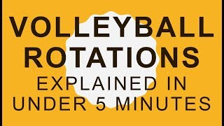 Volleyball Rotations Explained in Under 5 Minutes