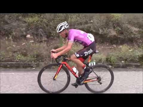 Resumen cuarta de la Vuelta a Boyaca etapa German Chaves nuevo lider
