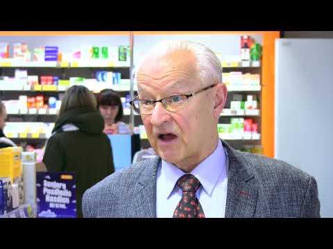 Vaistų suderinamumas sergant hipertenzija