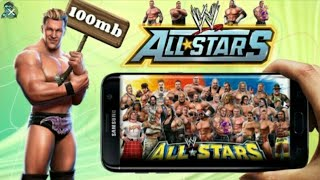 Wwe all star in 100mb !! 100% real - stylo hamza