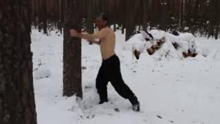 Сибирь - Тобольск: о традиционном кулачном бое
