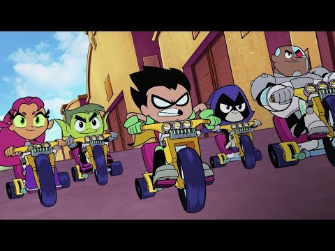 Teen Titans GO! To The Movies - Official Trailer 1 [HD]