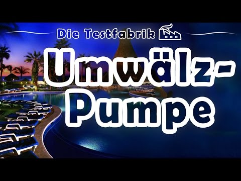 💦 Umwälzpumpe / Poolpumpe Test – 🏆 Top 3 Umwälzpumpe / Poolpumpe im Test