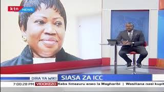 Siasa za ICC: Taifa ya Marekani yaharamisha Visa ya Bensouda