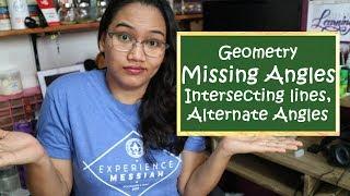 Grade 7 Math |Finding Missing Angles | Team Lyqa