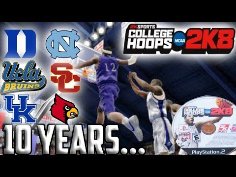 mp4 College Hoops 2k8, download College Hoops 2k8 video klip College Hoops 2k8