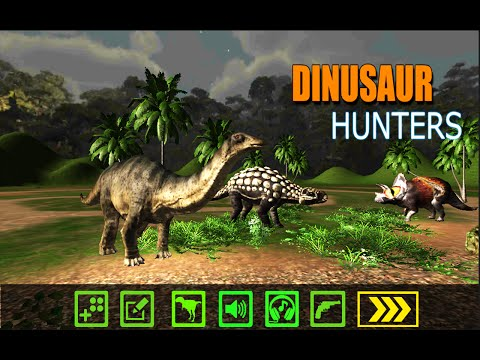 Vídeo do Caçadores de dinossauros