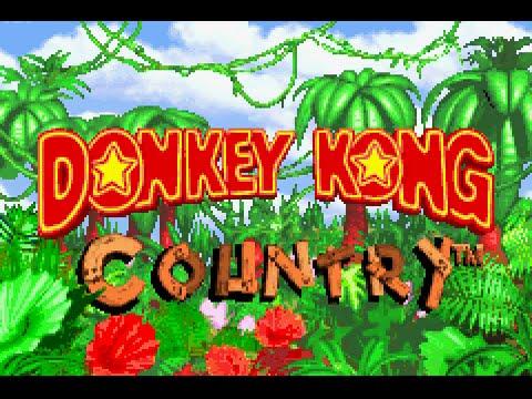 donkey kong country gameboy advance emulator