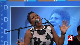 Live in the D: A tribute to Aretha Franklin in song