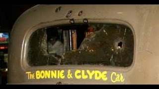 The REAL BONNIE and CLYDE CAR !!