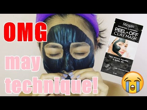 FULL FACE PEEL OFF MASK?! | Yaas or Pass | Lou Sanchez