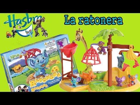 Juguete Ratonera Hasbro Ratonera Juego De Mesa Infantil