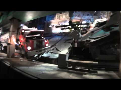 Earthquake: The Big One (Metro Station) - Universal Studios Hollywood - Roller Coasters ONRIDE