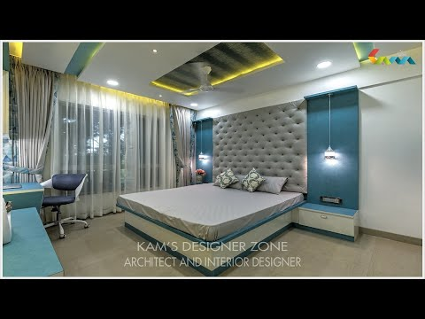 2 BHK Flat Interiors for Mr. Vivek Trivedi at Wagholi   Pune   Kams Designer Zone