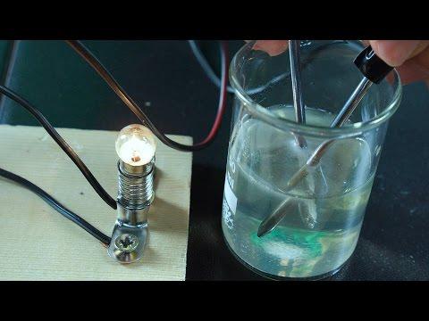 Comprobador de Conductividad Eléctrica. Proyecto de Ciencias.