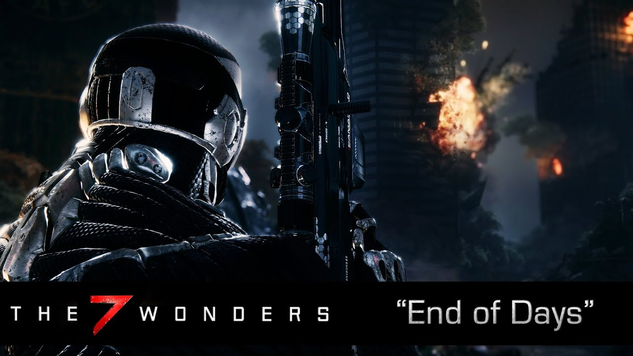 Crysis 3 Makes The End Of The World Look Fantastic