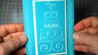 preview picture of video 'New Vision Embossing Cake'