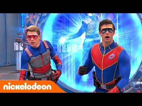 Henry Danger | ¡Es la hora de los superhéroes! 💪 | Latinoamérica | Nickelodeon en Español