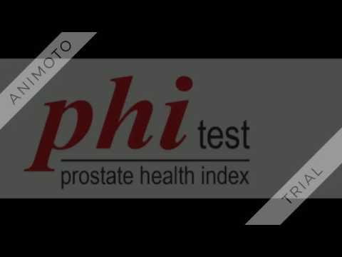 Ein Ultraschall können Sie den Prostatakrebs sehen