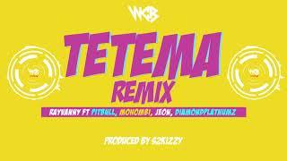 Rayvanny Ft Pitbull, Mohombi, Jeon & Diamond Platnumz   Tetema Remix