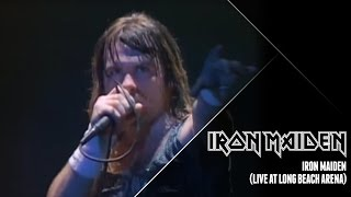 Iron Maiden - Long Beach