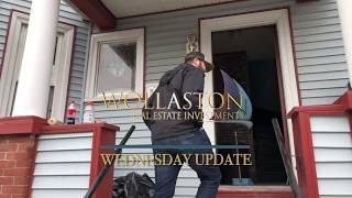 WOLLASTON WEDNESDAY #4: Harrison's Disco Debut