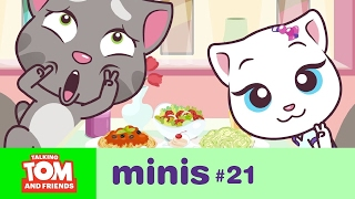 Talking Tom and Friends Minis - Camera Shy (Episode 21)