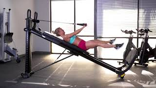 Plyo Cardio Pull (with Arm Pullover)