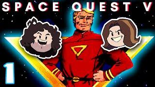 Grab your mop! - Space Quest V - The Next Mutation: Part 1