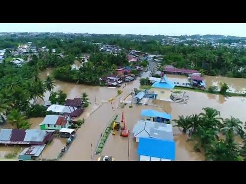 العرب اليوم - مقتل 29 شخصًا في سيول وانهيارات أرضية بإندونيسيا