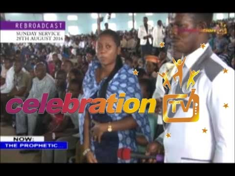 Sunday Service 28th August 2016 - Apostle Johnson Suleman #part 6