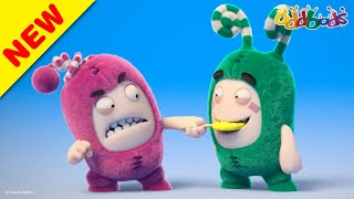Oddbods | NEW | Game Trouble | Funny Cartoons For Children