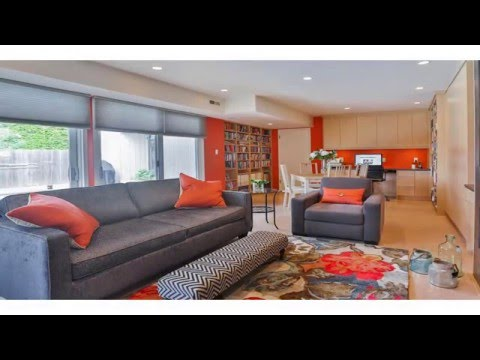 Orange Living Room Mp3