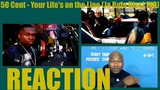 50 Cent - Your Life's on the Line (Ja Rule Diss)-REACTION