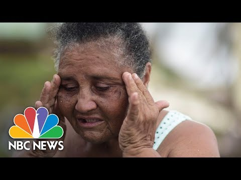 Heartbreak In Puerto Rico: 'We Don't Have Anything' | NBC News