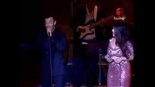 Yosra Mahnouch & Kadim Al Sahir - Om 3youn Soud   يسرا محنوش & كاظم الساهر - أم العيون السود تحميل MP3