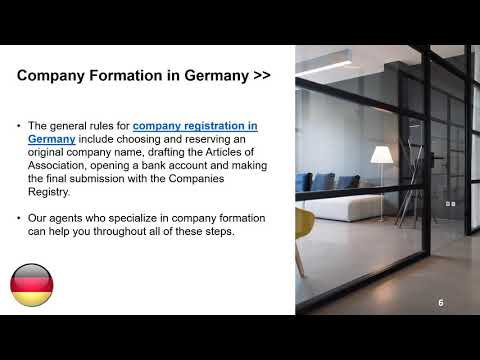 Open An Interior Design Company In Germany