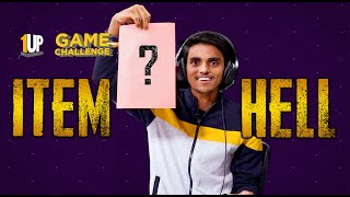 Item Hell Challenge with Maxtern | 1Up Game Challenge | PUBG Mobile