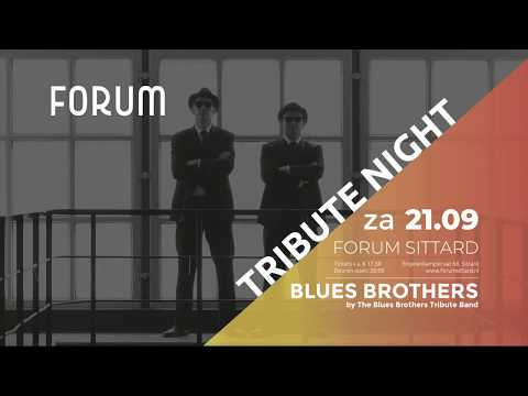 Tribute Night: Blues Brothers